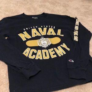 Naval Academy Long-Sleeve